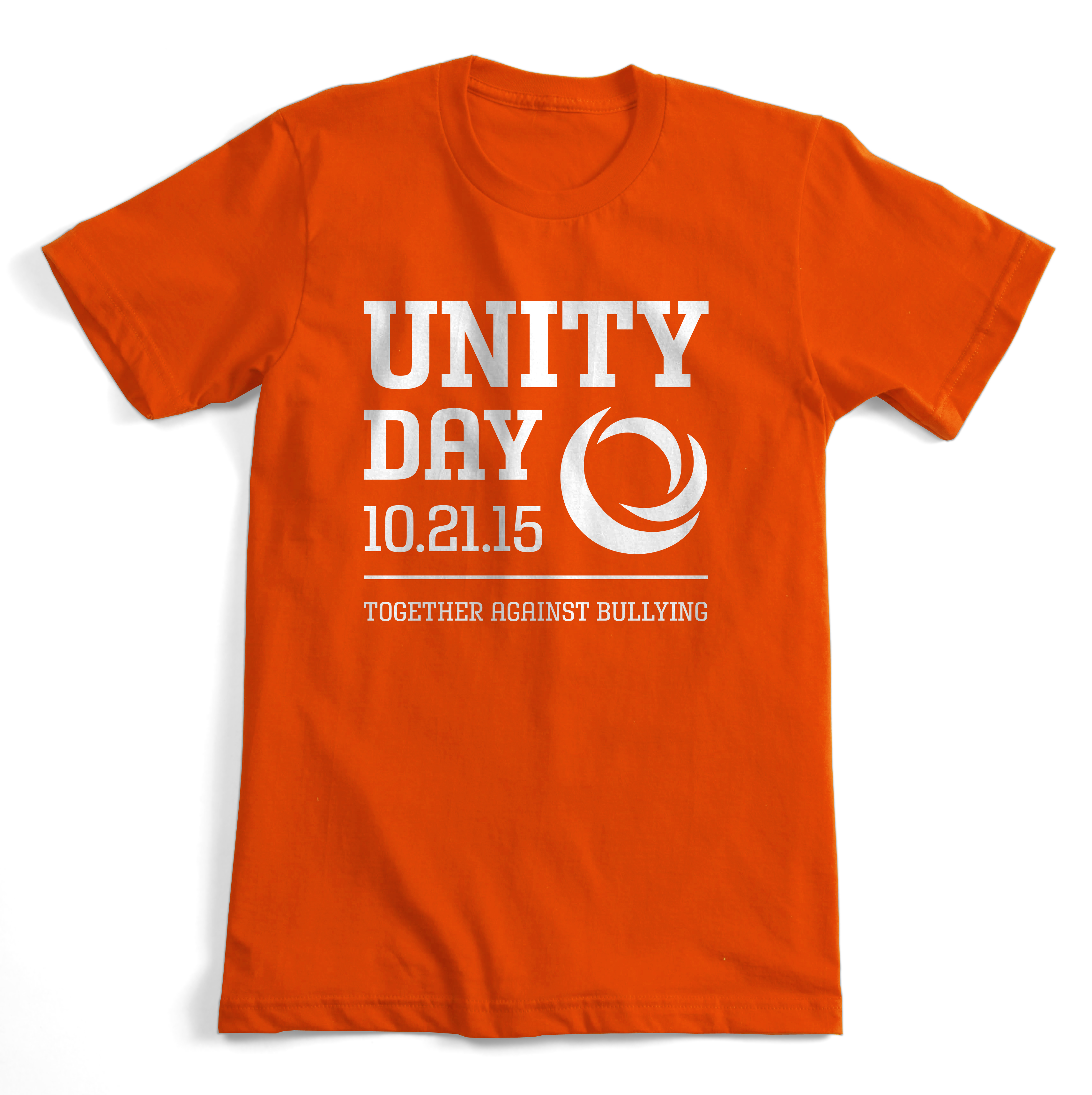 Unity day laydown front